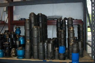 Major Turbine Submersible Pump Inventory